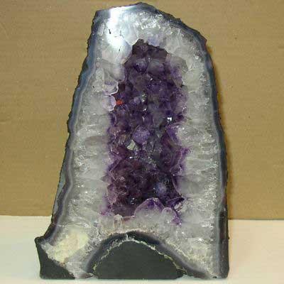 Amatista la piedra de la meditaci n propiedades de la - Pintura color piedra ...